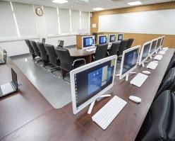 지리교육과, 동문‧교원들의 기부금으로 GIS강의실 조성