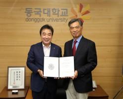 임금동 동문(경영 81), '로터스관' 건립 위해 또 '4천만원' 기부... 이번이 3번째